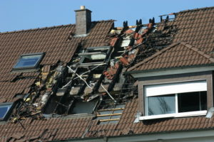 Seeing daylight from the attic of your home is a telltale sign roof repairs are needed