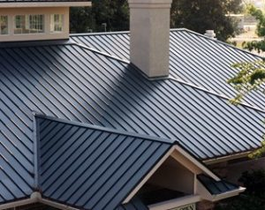 metal_roof_covering_home