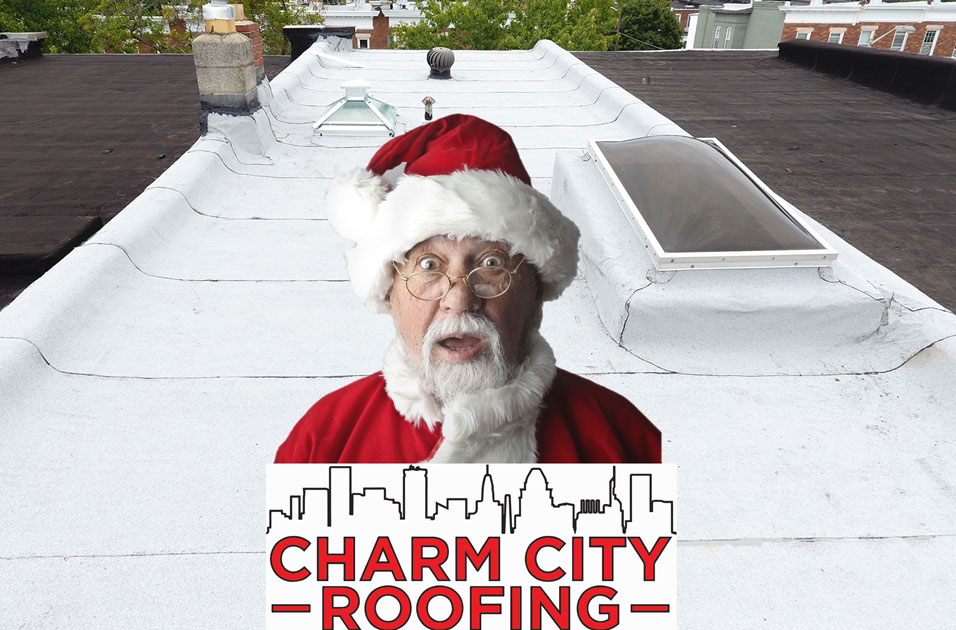 Flat Roofs: More Than Just A Landing Pad For Santa