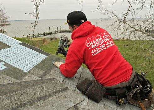 Charm-City-Roofing-Roof-Replacement-Waterfront-Maryland