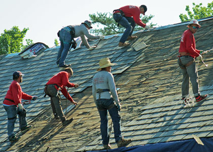 Charm-City-Roofing-Shingle-Roof-Tear-Off