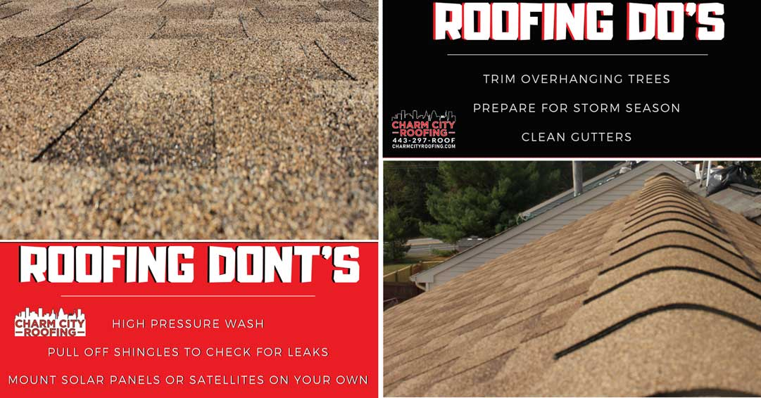 Roof Maintenance: Shingle Roofing Do's And Don'ts