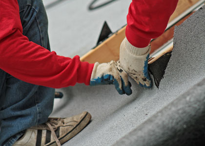 Charm City Roofing Flat Roof Replacement Baltimore Maryland