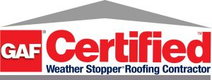Charm City Roofing is a GAF-Certified-Contractor