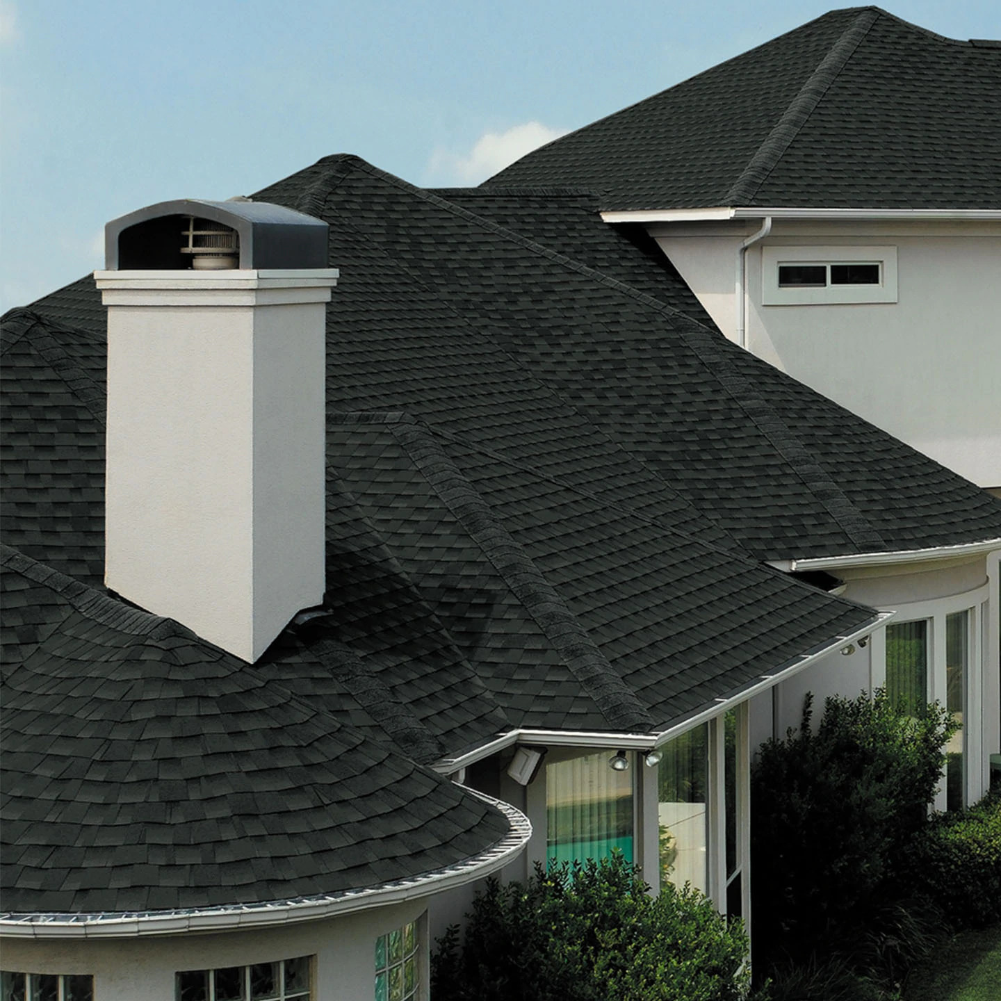 GAF Timberline HD Shingles - Charcoal