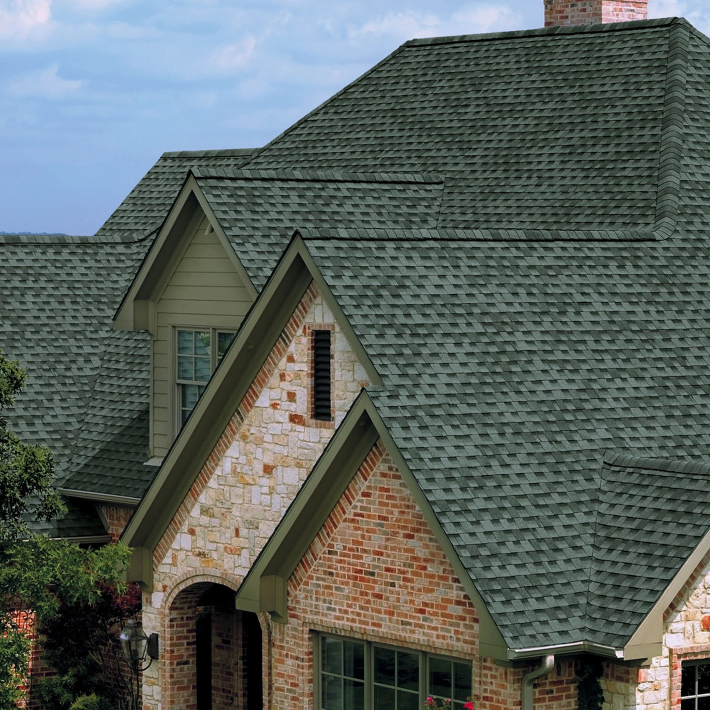 GAF TImberline HD Shingles - Slate