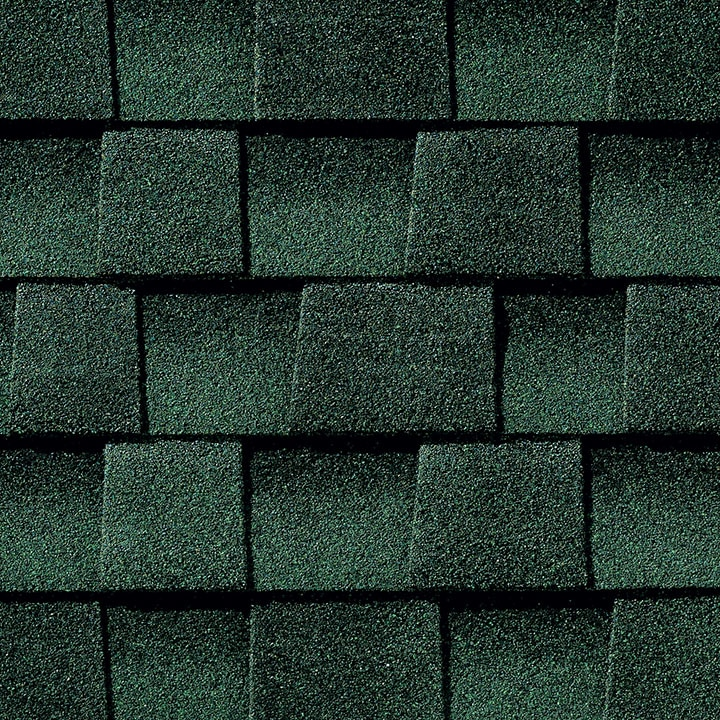 GAF Timberline HD Shingle - Hunter Green