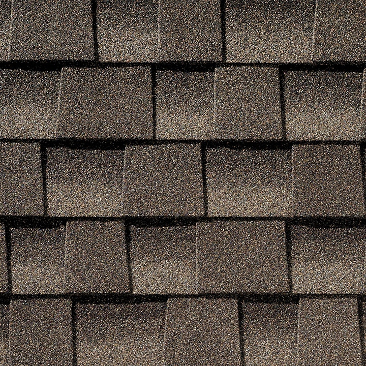 GAF Timberline HD Shingle - Mission Brown