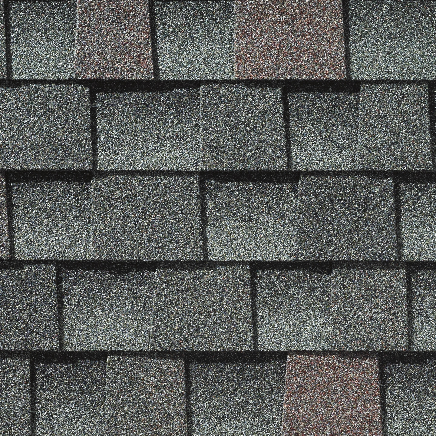GAF Timberline HD Shingle - Wiliamsburg Slate