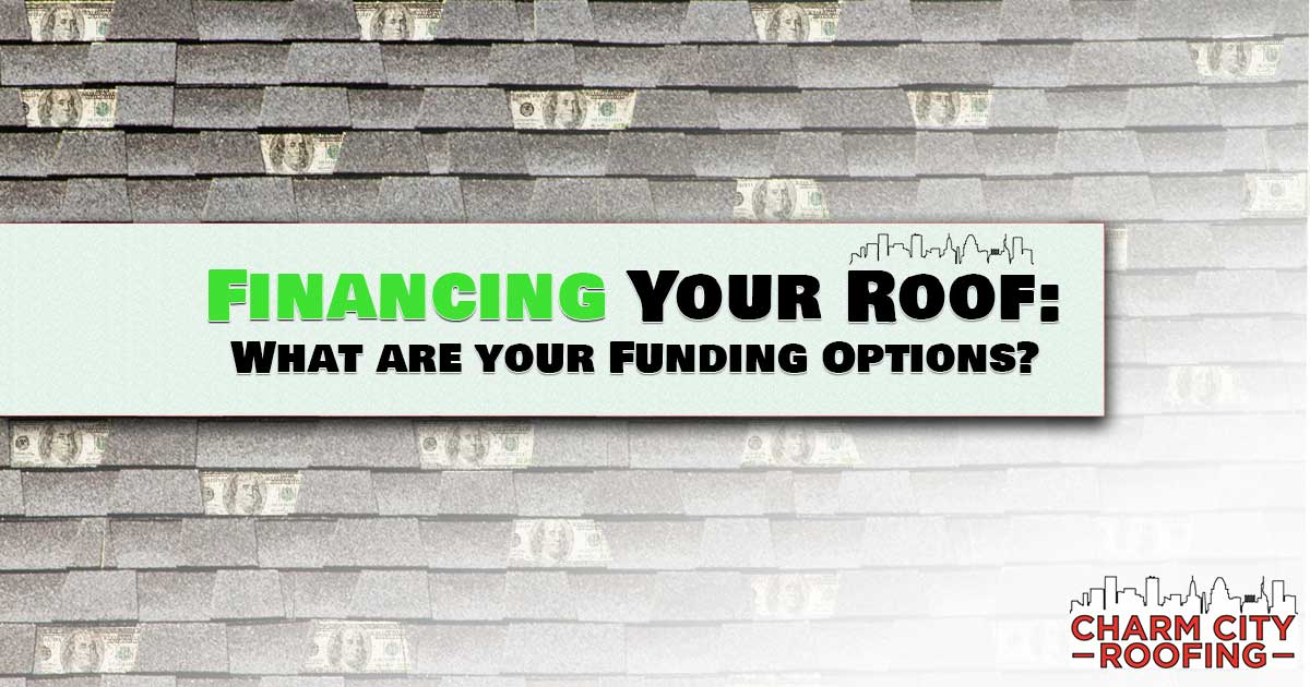 Financing A Roof – Know Your Options When Paying For A New Roof