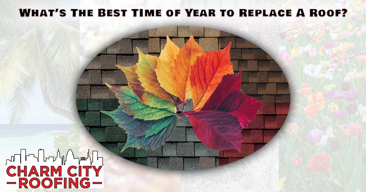 Best Time Of Year To Replace A Roof Header Featured Image