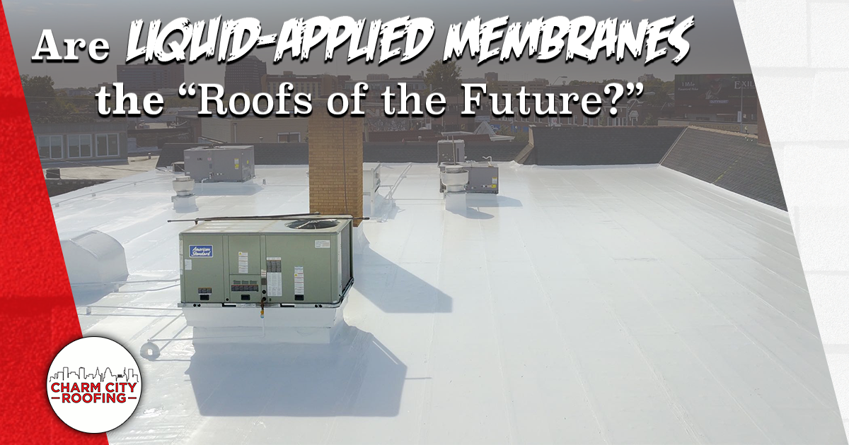 Liquid Applied Membrane – The Future Of Roofing Materials?