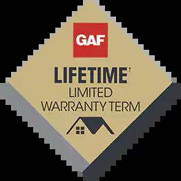 GAF Lifetime Warranty