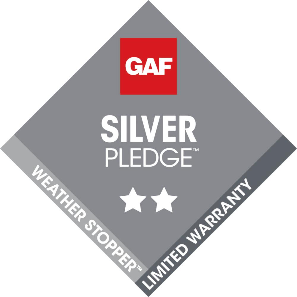 GAF Silver Pledge Warranty