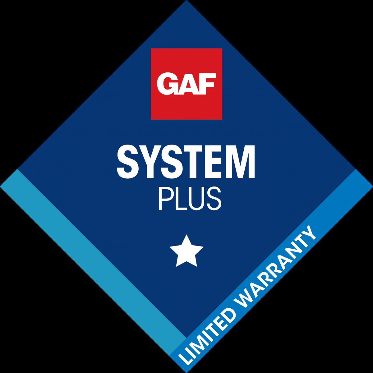 GAF System Plus Warranty